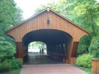 Covered Bridge - Olmsted Falls, OH