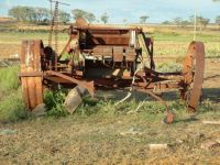 Rusty Farm Machine