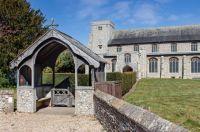 Thornham Church, Norfolk, UK
