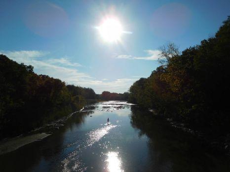 River Walk in Ohio