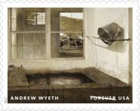 Andrew Wyeth Stamps - 7