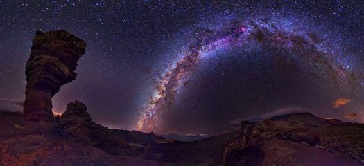 *1. ~  'Canarian Stargazing' (L)