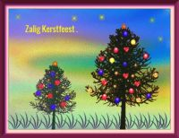 Zalig Kerstfeest