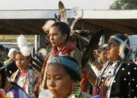 Northern Arapaho Girls @ Powwow