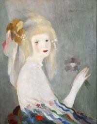Portrait of Marie Laurencin