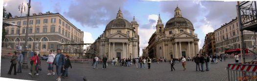 piazza del Popolo, Roma, Italy