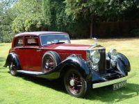 1933 Rolls Royce -  Phantom Continental