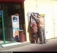 Can't read the ATM screen in daylight, I can fix that
