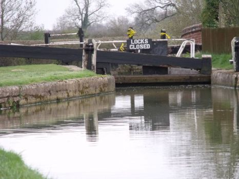 oxford canal May 2012