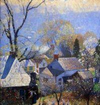 Garber: Springtime in the Village