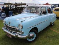 """Vauxhall """"Velox EIP"""" - 1955"""