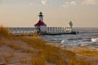 St. Joseph, Michigan North Pier Lighthouse