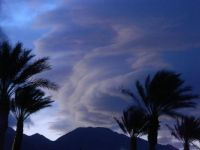 Summerlin AZ afternoon sky