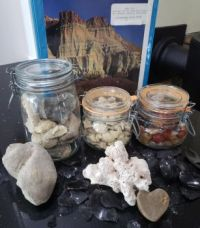 Theme - Rocks, Fossils, Minerals & Crystals-Collection-LargerPuzzle