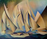 Charles Sheeler--Pertaining to Yachts and Yachting