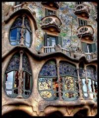 Casa Batillo, Barcelona Spain