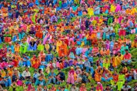 Colorful humanity