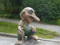 Bergen, Norway - troll