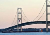 Mighty Mackinaw Bridge