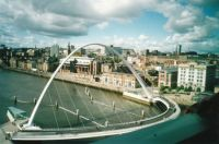 Tilt Bridge over the River Tyne 2003
