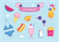 Summer Feels and Food