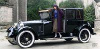1923 Duesenberg Model A Millspaugh & Irish Four Passenger Coupe