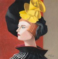 Ladies in Hats 3