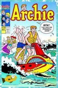 Archie #463 Summer Fun
