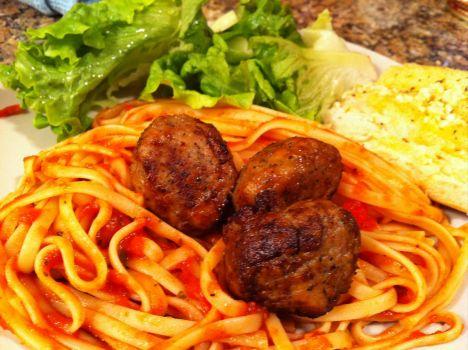 metathesis and spaghetti