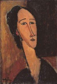 Lady in Black   Amedeo Modigliani