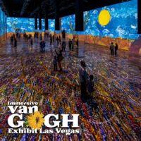 Van Gogh exhibit coming to Las Vegas