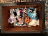Inside my sewing chest. 2