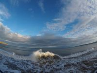 Filey - through the fish eye