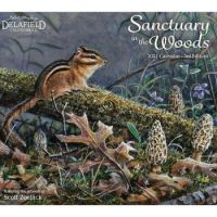 Delafield 2021 Wall Calendar Sanctuary in the Woods