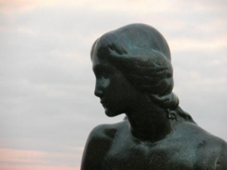Little Mermaid in Denmark