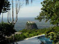 Monte Popa Birmania