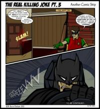Bad News Batman Pt 3
