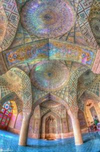 Beautiful art of Architecture, Iran