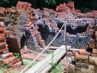Colonial Brickyard Kiln