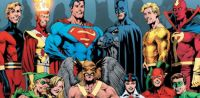 IDENTITY CRISIS--The Justice League of America !