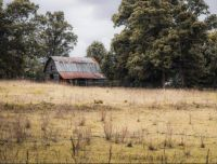 GA Roadside - Old Barn