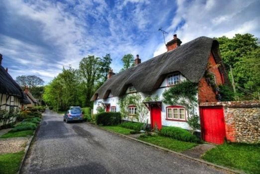 Beautiful Thatched Houses