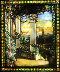 Greek Stained Glass