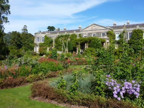 Mount Stewart House and garden, Cunningburn, Ireland.  Photo by pam fray