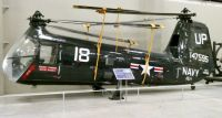 Piasecki HUP-3 Army Mule. Pima Air and Space Museum.