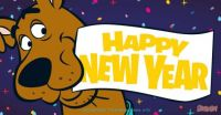 Have A Scooby New Year!