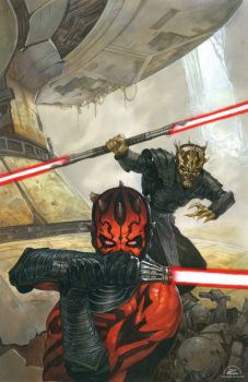 Star Wars: Darth Maul and Savage Opress
