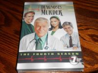 Another Anniversary Gift - Diagnosis Murder, 4th Season DVD ~ I love this show & Dick VanDyke!