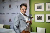 Levon Aronian - 2015 Sinquefield Cup Champion
