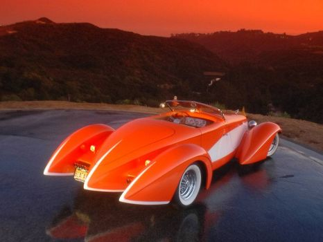 Chip Foose's Boattail Speedster